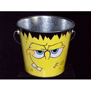 Spongebob Squarepants Frankenstein Mini Bucket *Sale