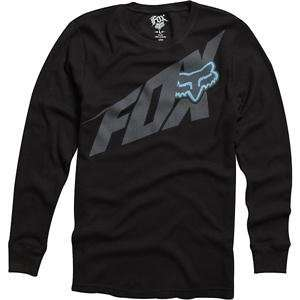 Fox Racing Superfast Thermal Long Sleeve T Shirt   Large