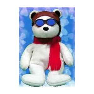 Star # 70 Flying Ace Bear   Reminds me of Snoopy from