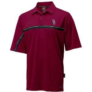 Nike South Carolina Gamecocks Garnet Coin Toss Polo