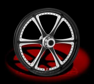 ECLIPSE 23 x 4.0 RC COMPONENTS PROWLER WHEELS & TIRES HARLEY FLH
