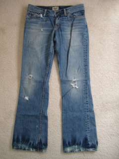 AUTHENTIC LUCKY BRAND womens BLUE JEANS sz 8/29 Limited Edition