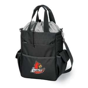 Louisville Cardinals Activo Tote Bag (Black) Sports