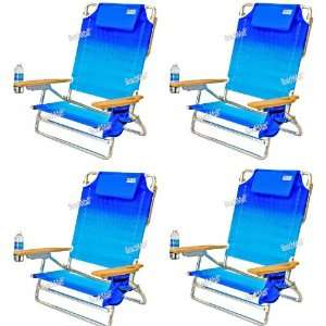 Big Kahuna Folding Beach Chair   Extra Wide & Tall   4