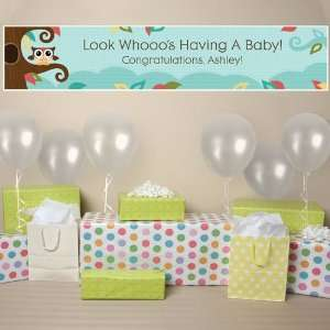 Owl   Look Whooos Having A Baby   Personalized Baby