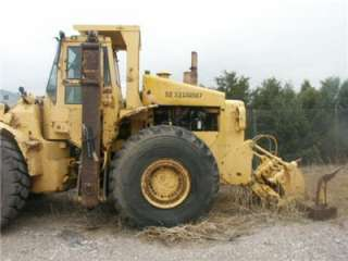 CAT CATERPILLAR 980 FRONT END WHEEL PAY LOADER PIPE LAYER RIPPER BOOM