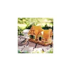 Disney Snow White garden Birdhouse Bird House cottage