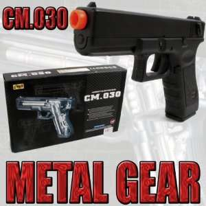 Metal Gear Airsoft Electric Gun Pistol Automatic