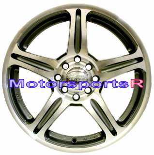 17 Primax 772 Rims Wheels 08 Honda Fit 98 Civic Accord