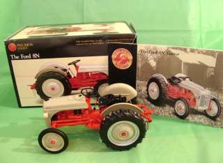 1950 FORD 8N FARM TRACTOR Ertl PRECISION SERIES 116 Scale near MIB