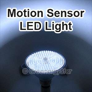 Motion Activated Sensor LED Light Bulb 110 V 10 Watt