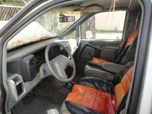 1988 Ford Aerostar Van XL FOR PARTS ONLY