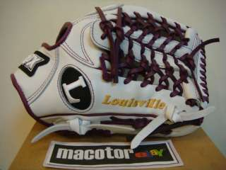 Louisville Slugger TPX 11.75 Baseball Glove Purple RHT