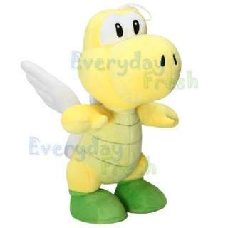 Nintendo Super Mario Bros 12 Koopa Troopa Plush Doll