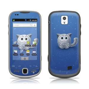 Snow Leopard Design Protective Skin Decal Sticker for Samsung