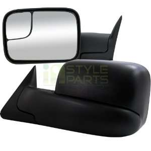 02 08 Dodge RAM Heated Towing Mirrors   Power Automotive