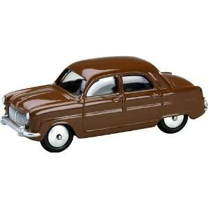 Brown Ford Consul Saloon Car Scale 146 Model AN01101