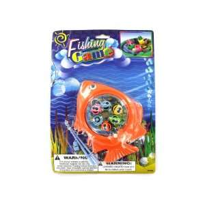 Bulk Pack of 144   Magnetic fishing game (Each) By Bulk