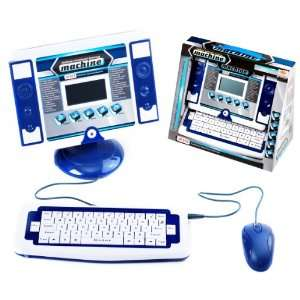 Desktop Computer   Multifunctional Learning Computer   Blue Toys