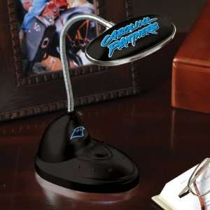 Pack of 3 Officially Licensed NFL Football Carolina Panthers LED Desk