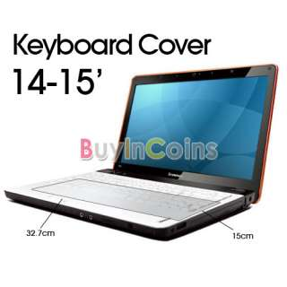 Laptop Notebook Keyboard Cover Skin Protector 14 15
