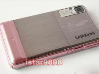 New Samsung F480 GSM&3G Cell Phone 5MP Unlocked PINK