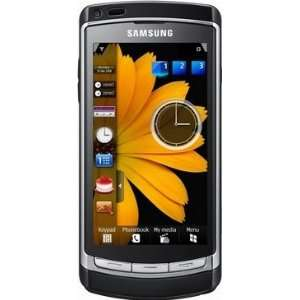 Samsung I8910 OMNIA HD Unlocked Phone Electronics