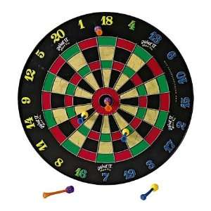 Doink It Magnetic Dartboard and Darts Set Toys & Games