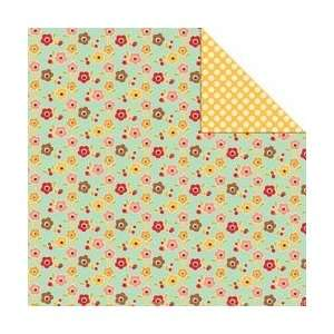 Farm Fresh Double Sided Paper 12X12 Farmhouse Arts