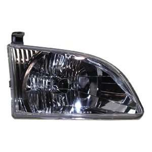 TYC 20 6017 00 Toyota Sienna Passenger Side Headlight