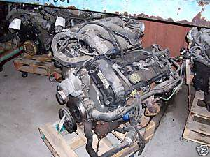 FORD TAURUS SABLE 3.0L DURATEC USED ENGINE WARRANTY 00