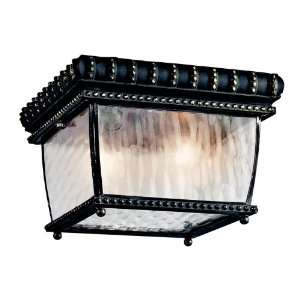Kichler Lighting 49136 Venetian Rain 2 Light Outdoor Flush
