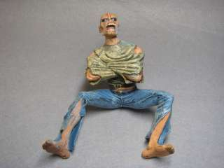 NECA Iron Maiden Beast Eddie PIECE of MIND Figure