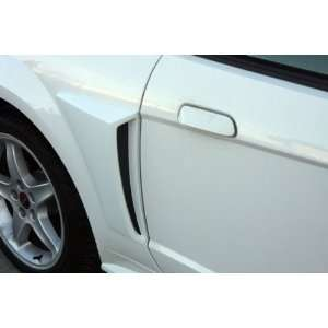 Xenon 12720 99 04 Ford Mustang Quarter Panel C Scoops Pair