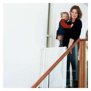 Kiddy Guard Retractable Child Safety Gate Baby