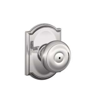Schlage F40 GEO 625 CAM Camelot Collection Georgian Privacy Knob
