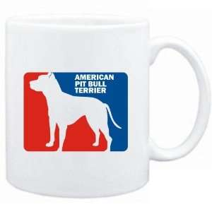 American Pit Bull Terrier Sports Logo  Dogs