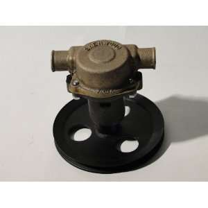 Raw Water Pump Assembly Sherwood 302/351 Ford