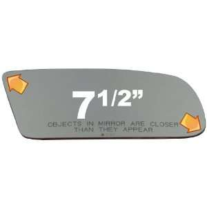 LUMINA COUPE SEDAN Convex, Passenger Side Replacement Mirror Glass