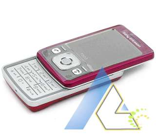 Sony Ericsson T303 Pink Unlocked Phone+4Gifts+1 Year Warranty