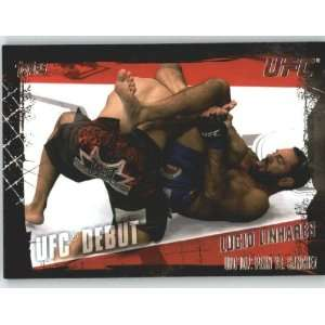 2010 Topps UFC Trading Card # 150 Lucio Linhares (Ultimate
