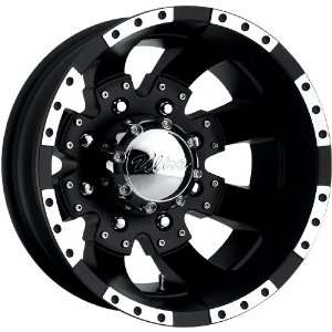 Ultra Wheels Goliath Dualie Type 023 Matte Black Wheel with Diamond