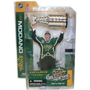 Limited Edition Mike Modano Dallas Stars Green Jersey Toys & Games