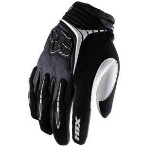 Fox Racing Youth Blitz Gloves   2007   Medium/Black