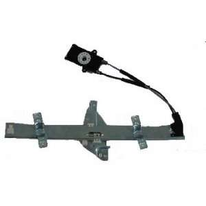 GM Front Power Window Regulator without Motor Passenger