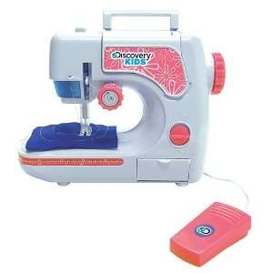 NKOK Discovery Kids Chainstitch Sewing Machine Toys & Games