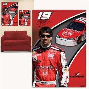 Elliott Sadler #19 Gallery Series Dynamic Wall Hanging