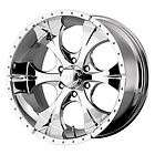 20x10 Helo Maxx Chrome Wheel/Rim(s) 6x139.7 6 139.7 6x5.5 20 10