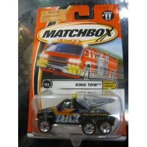 MATCHBOX #11 KING TOW [HIGHWAY HEROS] Toys & Games