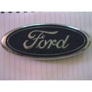Ford Econoline Van rear door Logo Emblem Badge Nameplate